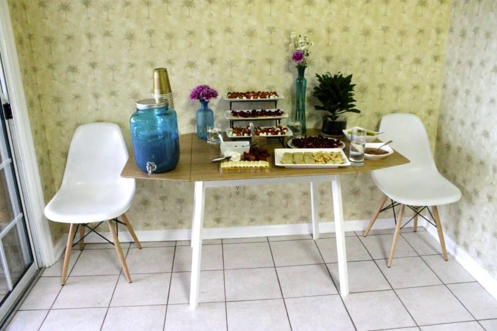Our Housewarming Party - Charleston Crafted