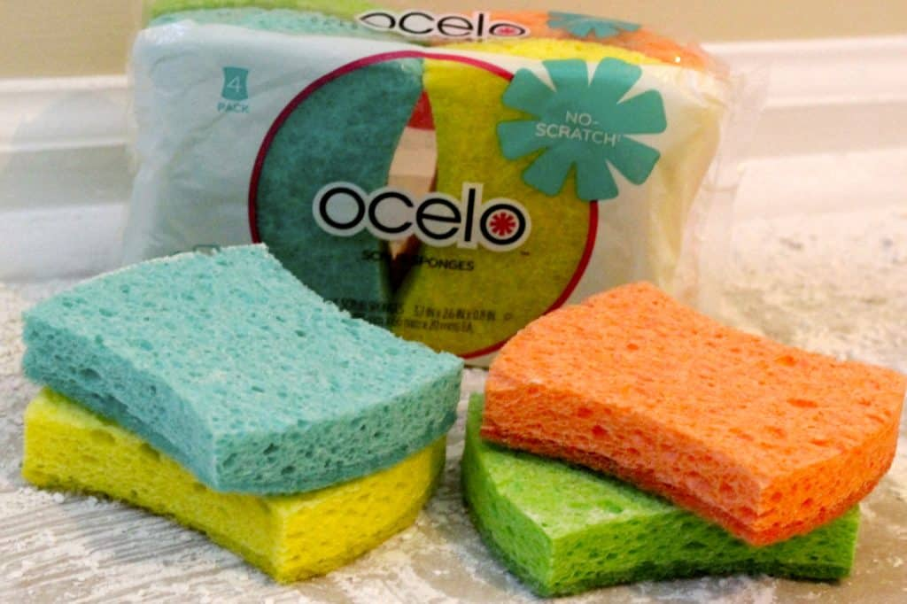 #GiveitaSparkle - ocelo Sponges - Charleston Crafted