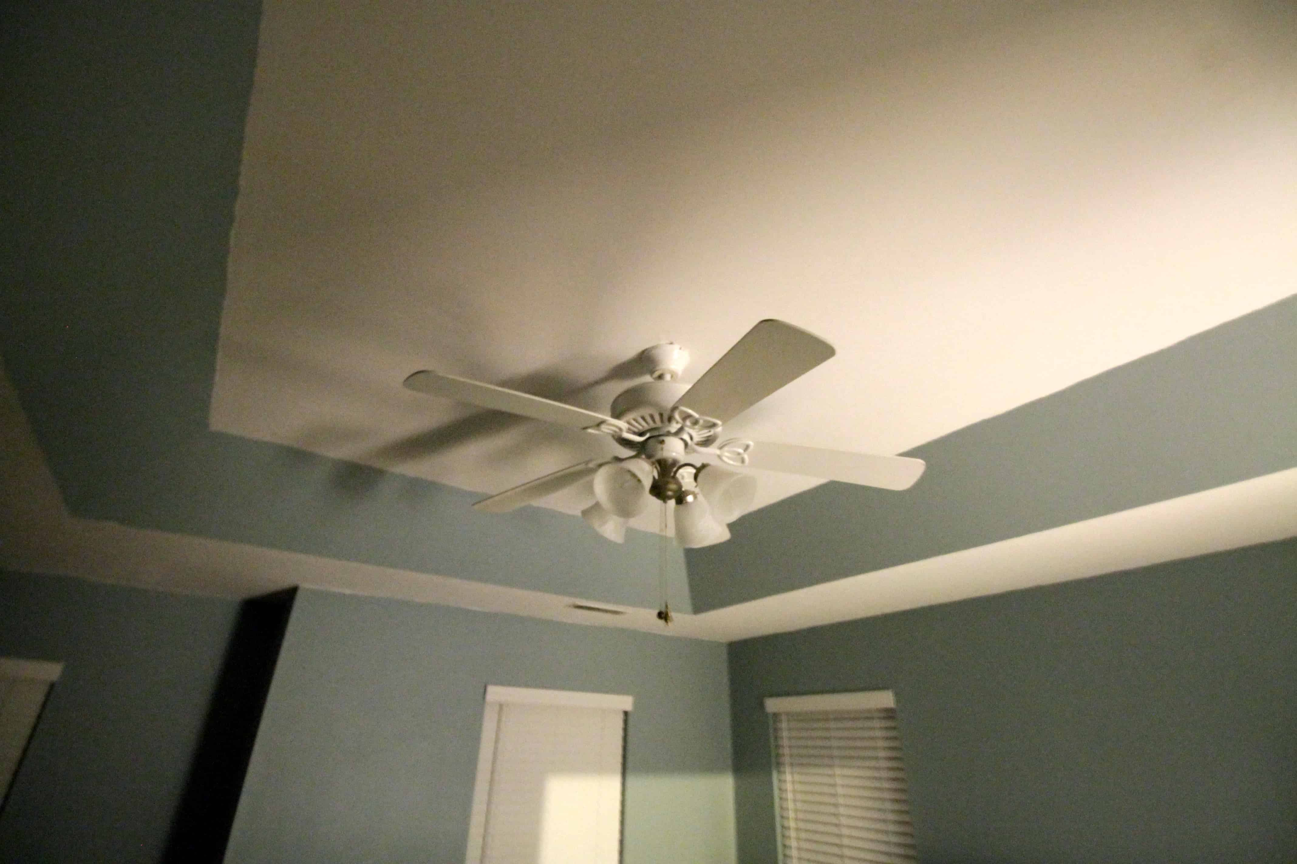 update ceiling fan beautiful bedroom updating standard ceiling fan charleston crafted