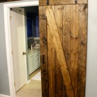 How to Build and Mount a Barn Door