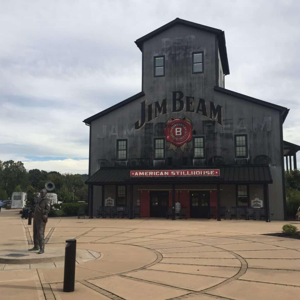 Jim Beam Distillery - Charleston Crafted