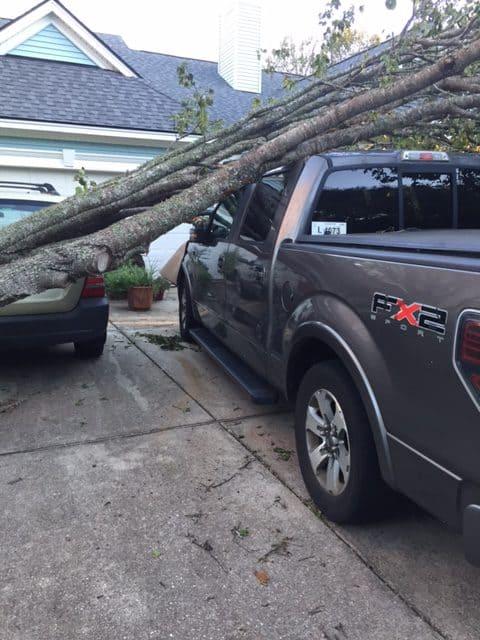 Hurricane Matthew Aftermath - Charleston SC - Charleston Crafted