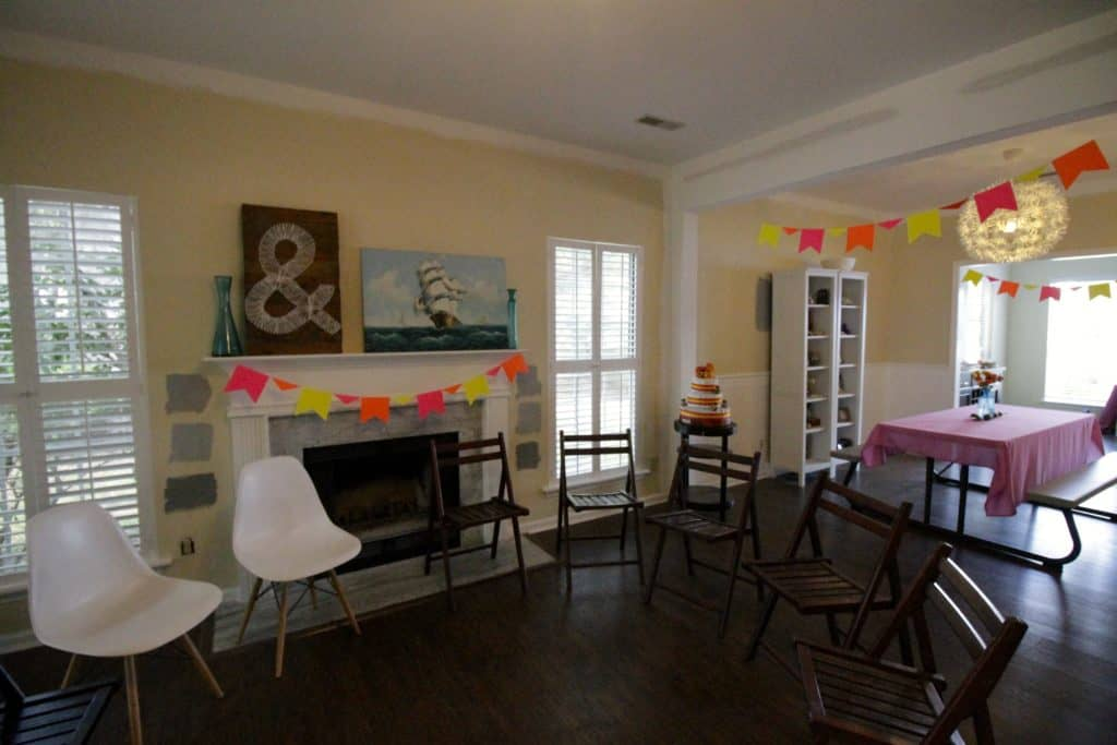 A Fiesta Baby Shower - Charleston Crafted