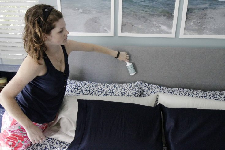 How to alter pillowcases to fit foam pillows