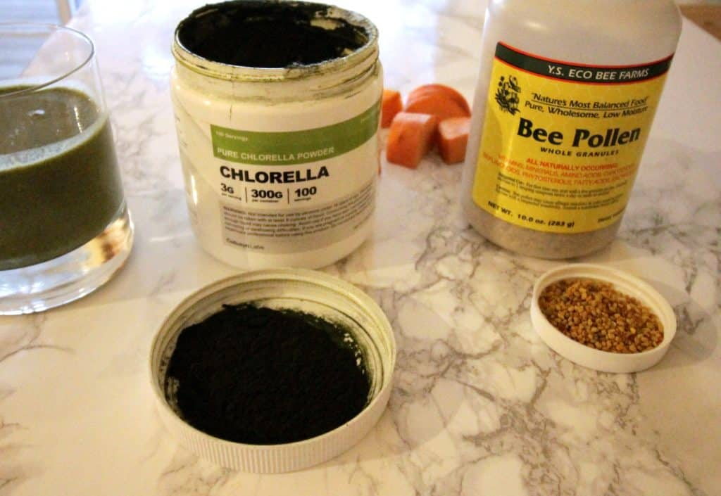 Mixing Up Our Smoothie Add Ins - Charleston Crafted
