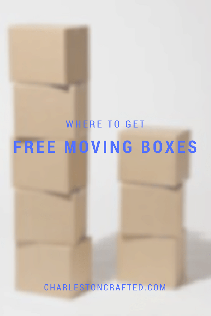 best places to get free boxes