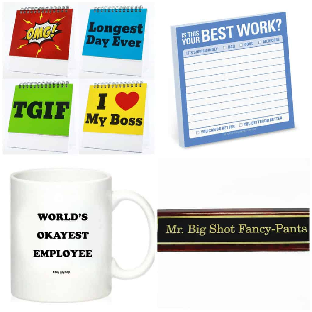 White Elephant Gift Ieas - Work Related Gifts- Charleston Crafted