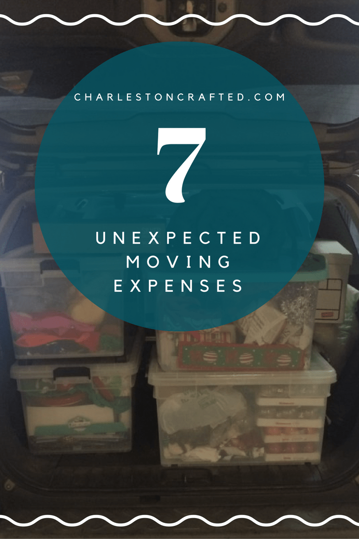 7 Unexpected Moving Expenses