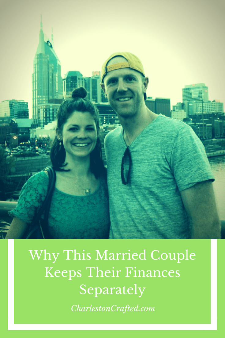 Why This Married Couple Keeps Their Finances Separately