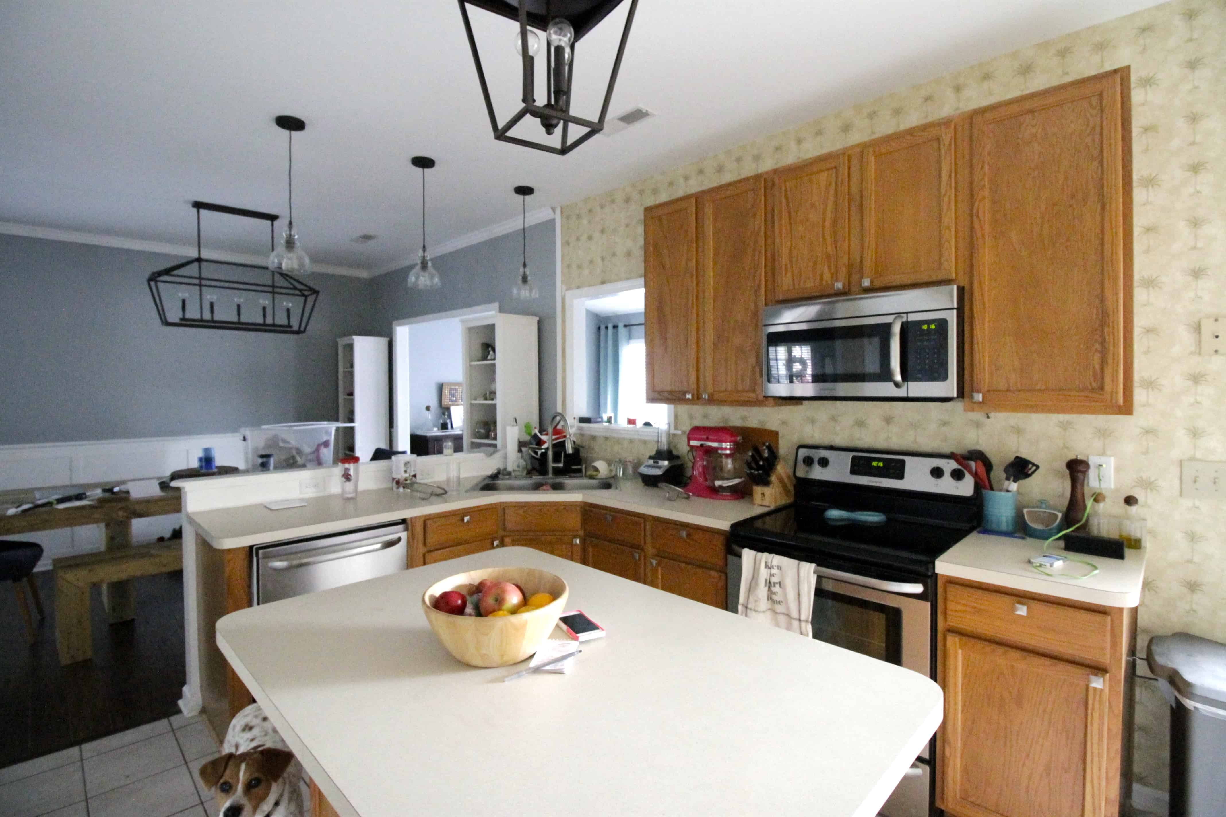 Our kitchen remodel plan charleston crafted for Kitchen remodeling charleston sc