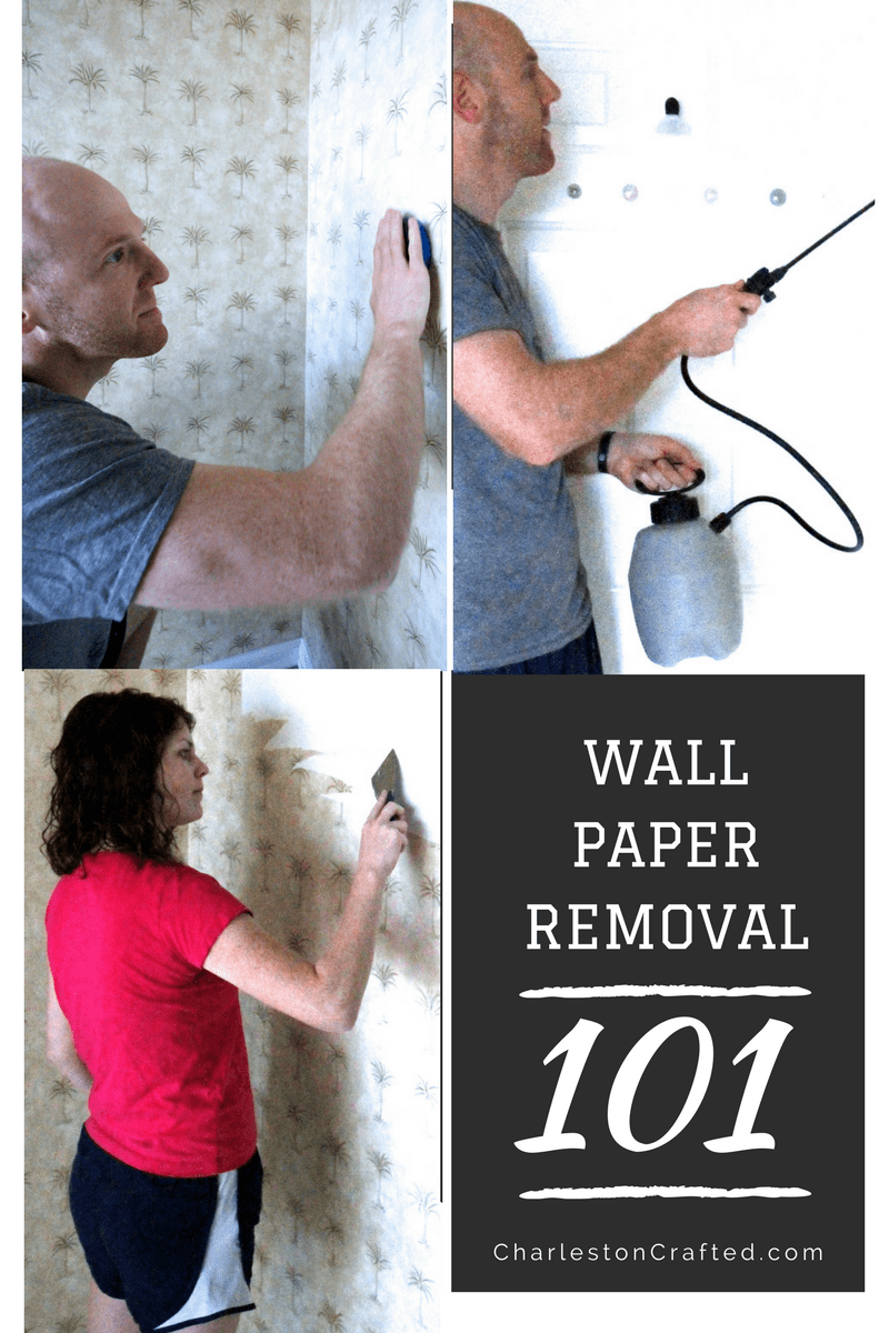 Our Experience Removing Wallpaper – VIDEO