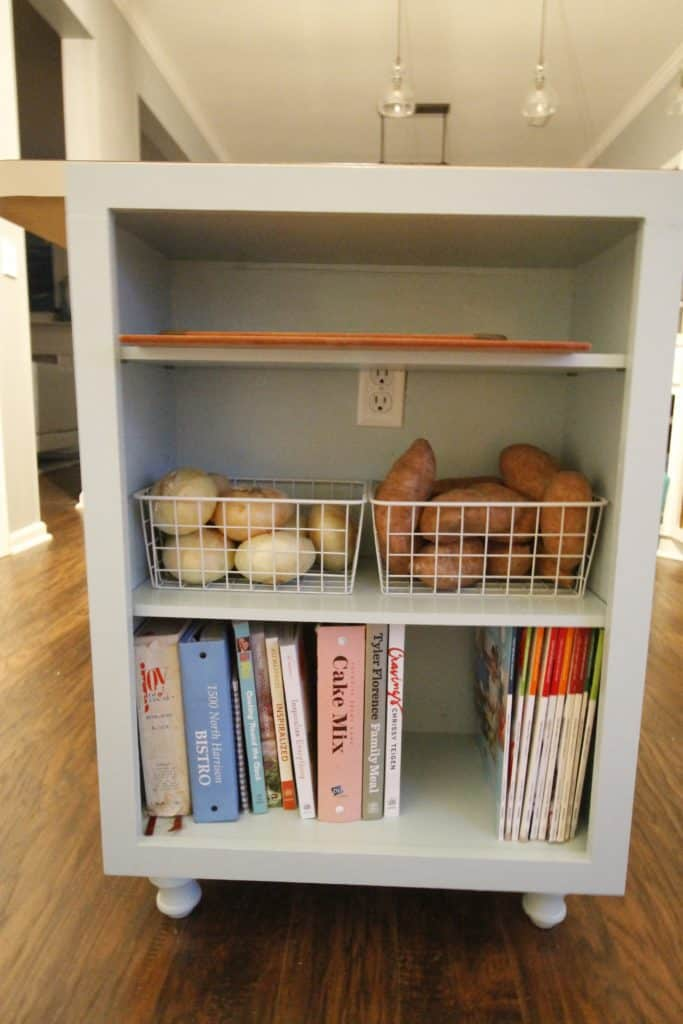 Turning a Cabinet into an Open Bookshelf - Charleston Crafted