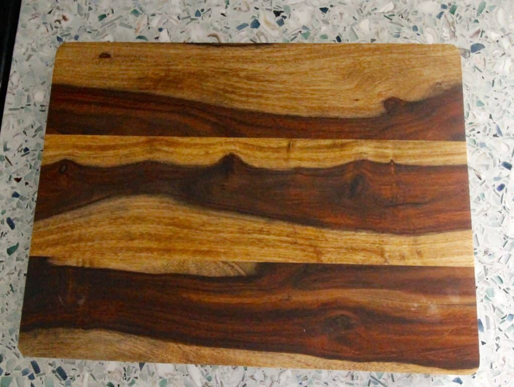 How to Restore an Old Cutting Board - Charleston Crafted