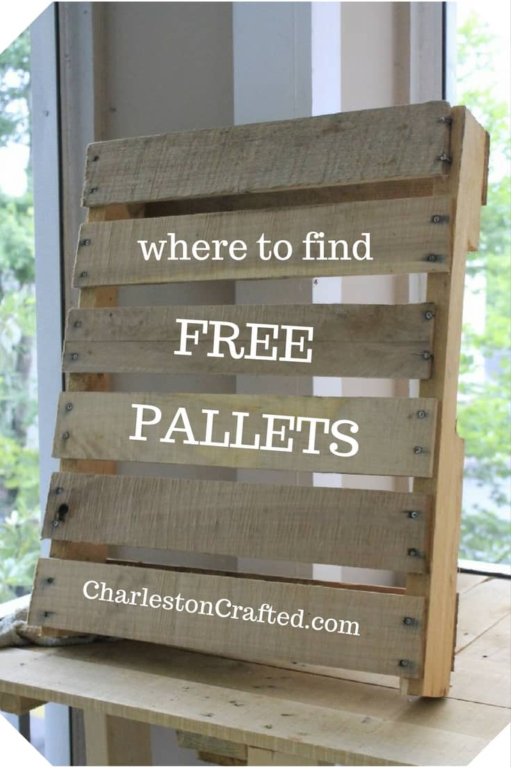 Where to Get Free Pallet Wood