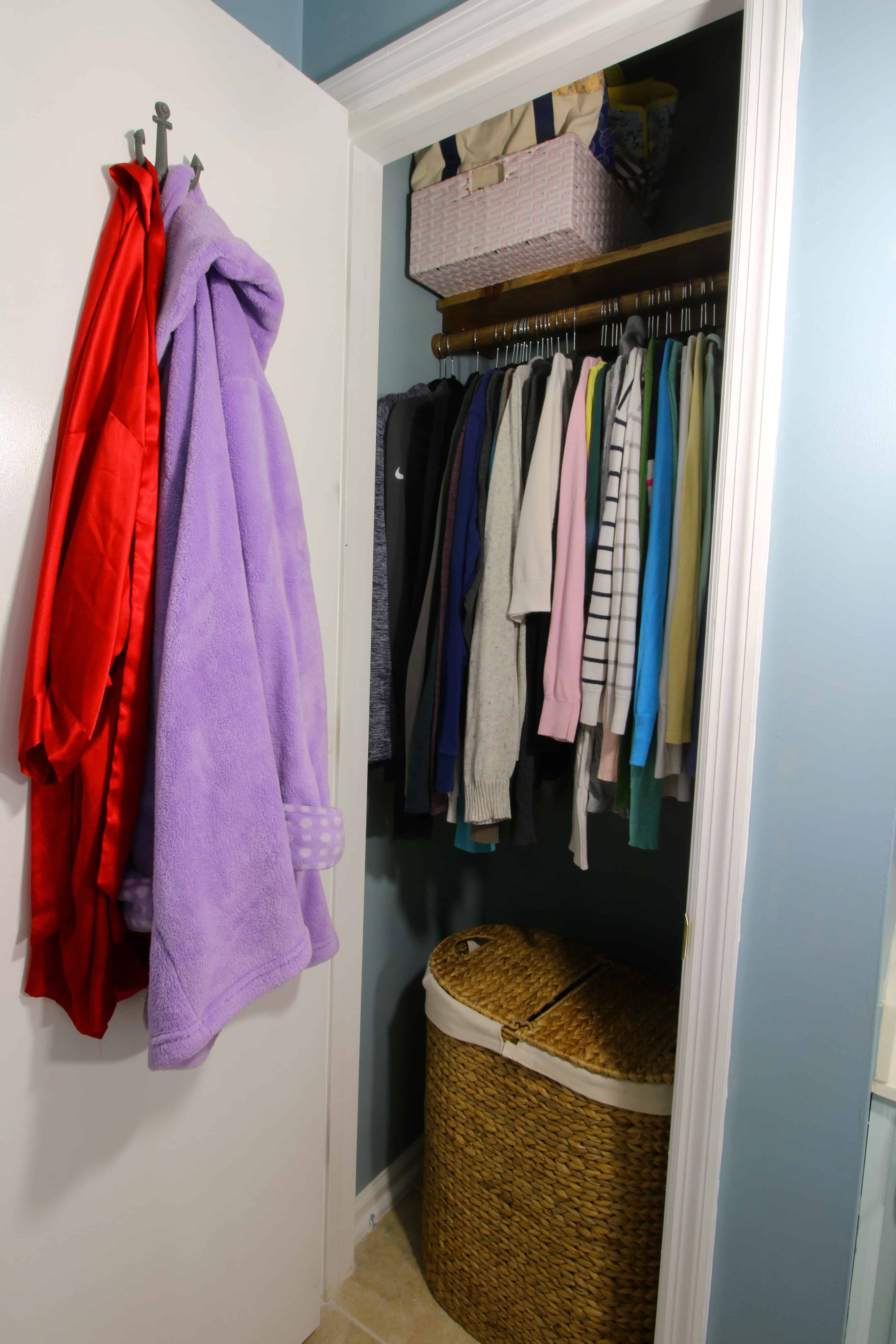 ORC Reveal: A Fully DIY Remodeled Walk In Master Closet   Charleston Crafted