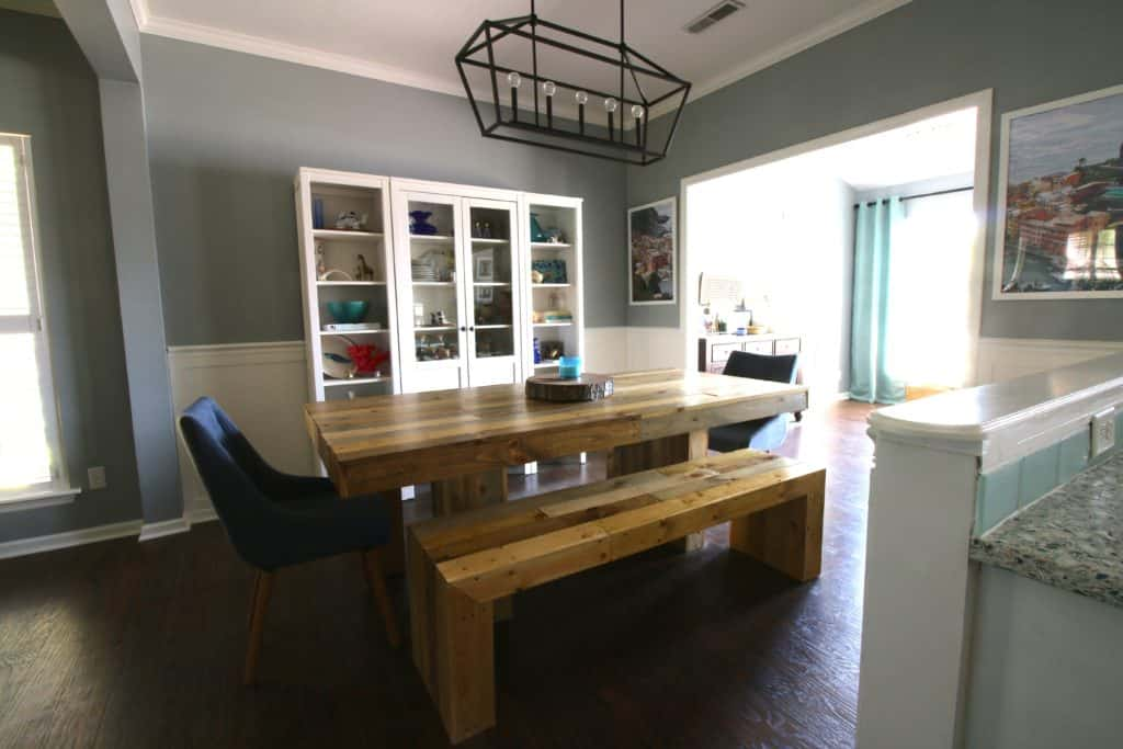 Dining Room - Charleston Crafted