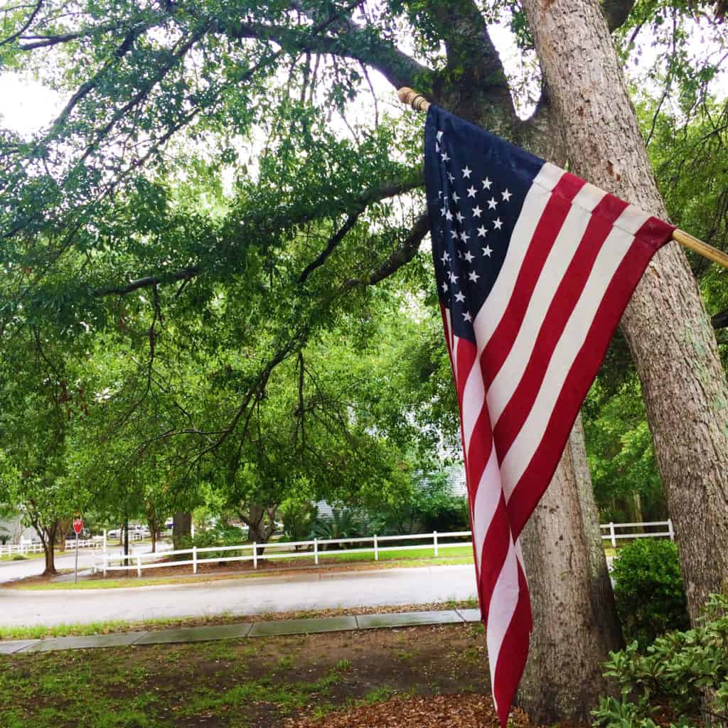 Memorial Day 2017 - Charleston Crafted