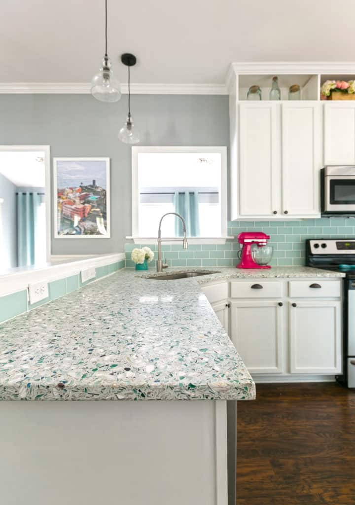 Our DIY Coastal Kitchen for Charleston Home & Design Magazine - Charleston Crafted