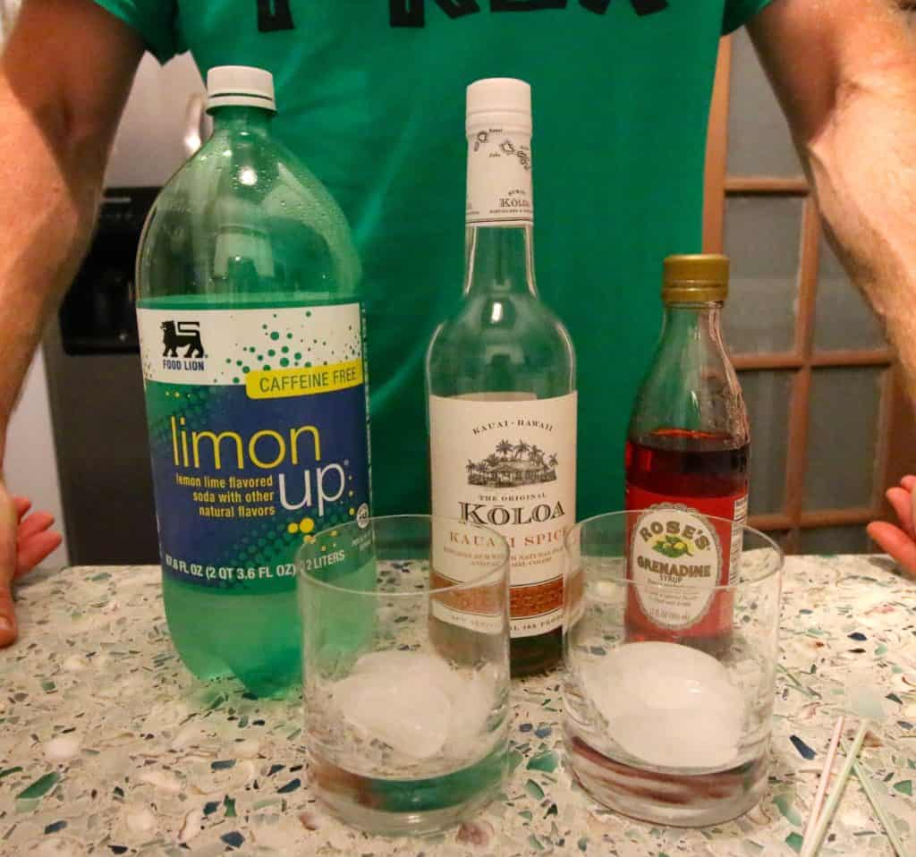 Rum and Not-Coke - Charleston Crafted