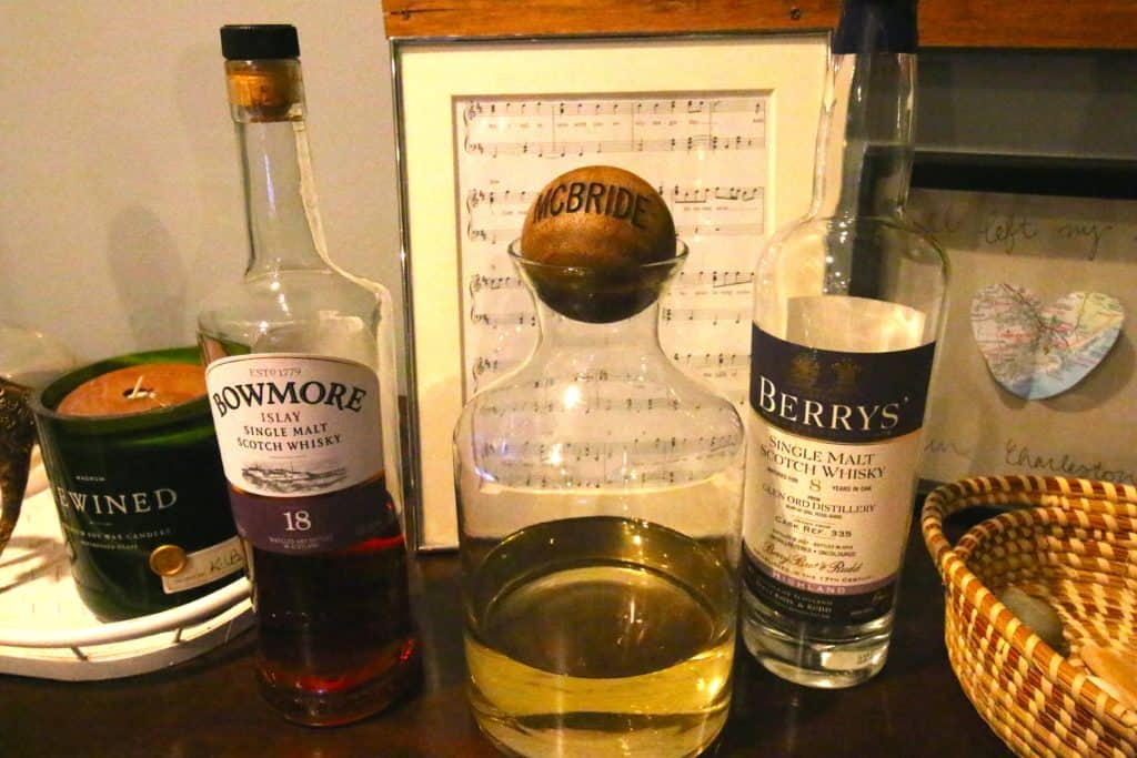 How to drink a scotch - Charleston Crafted