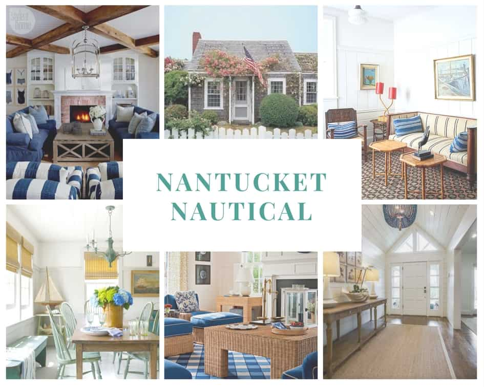 Nantucket Nautical - Charleston Crafted