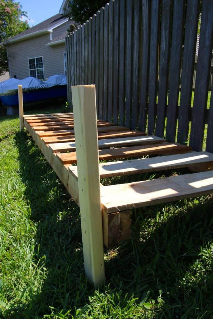 DIY Canoe Stand - Charleston Crafted