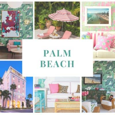 "5 Types of ""Beachy"" Style Decor"