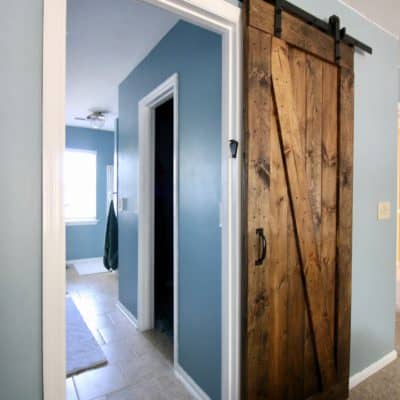 Can I Use a Barn Door for a Bathroom?