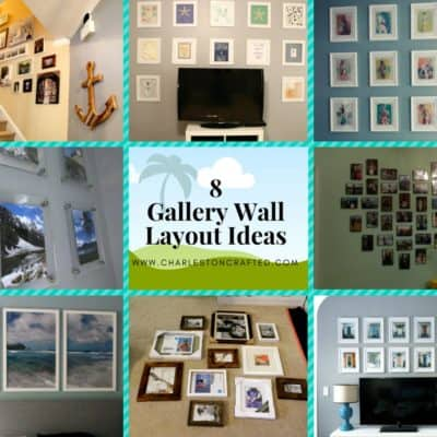 Unique Gallery Wall Layout Ideas