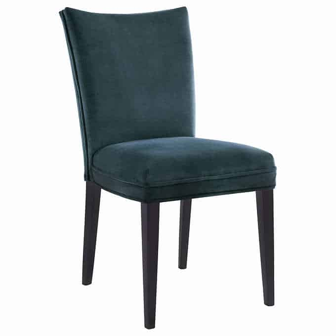 edison dining chair - Gorgeous Dining Room Furniture that you wouldn't believe came from COSTCO! via charleston crafted