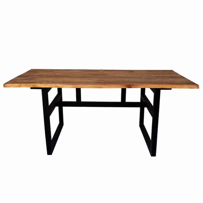 grove dining table - Gorgeous Dining Room Furniture that you wouldn't believe came from COSTCO! via charleston crafted
