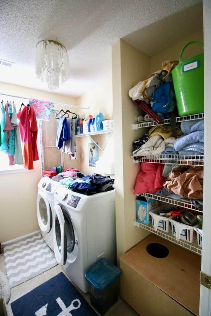 Room Design Program: One Room Challenge: Laundry Room Design Plan
