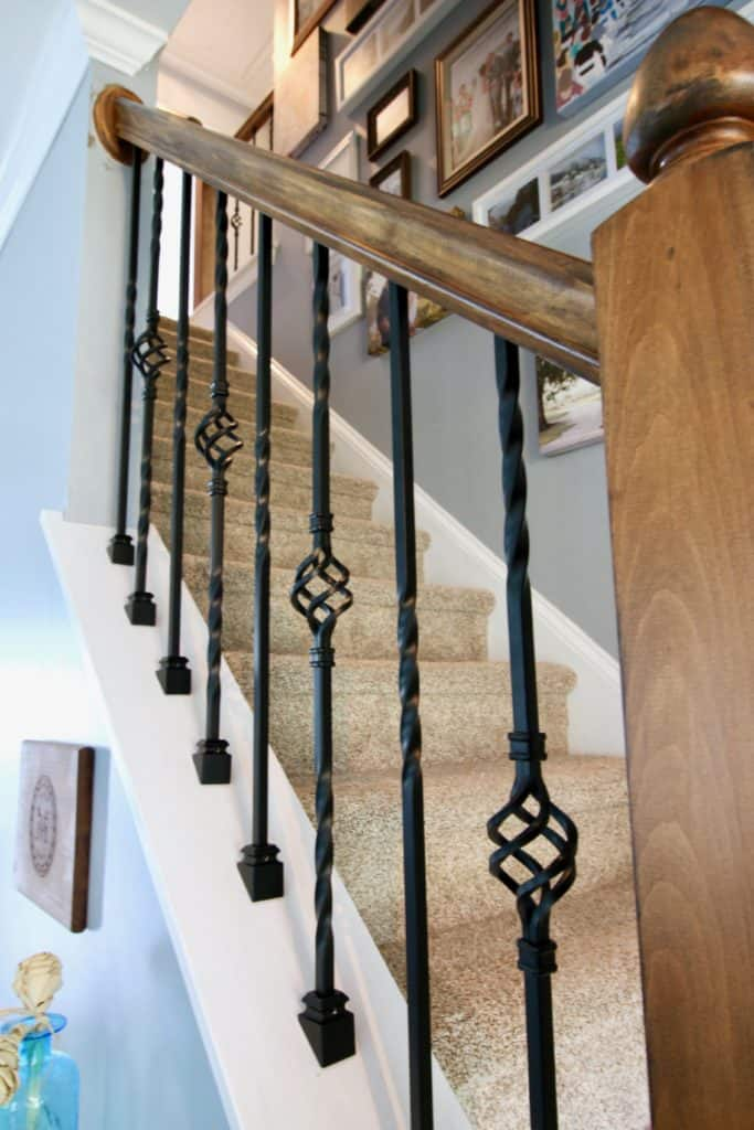 Updating our Railing and Balusters - Charleston Crafted