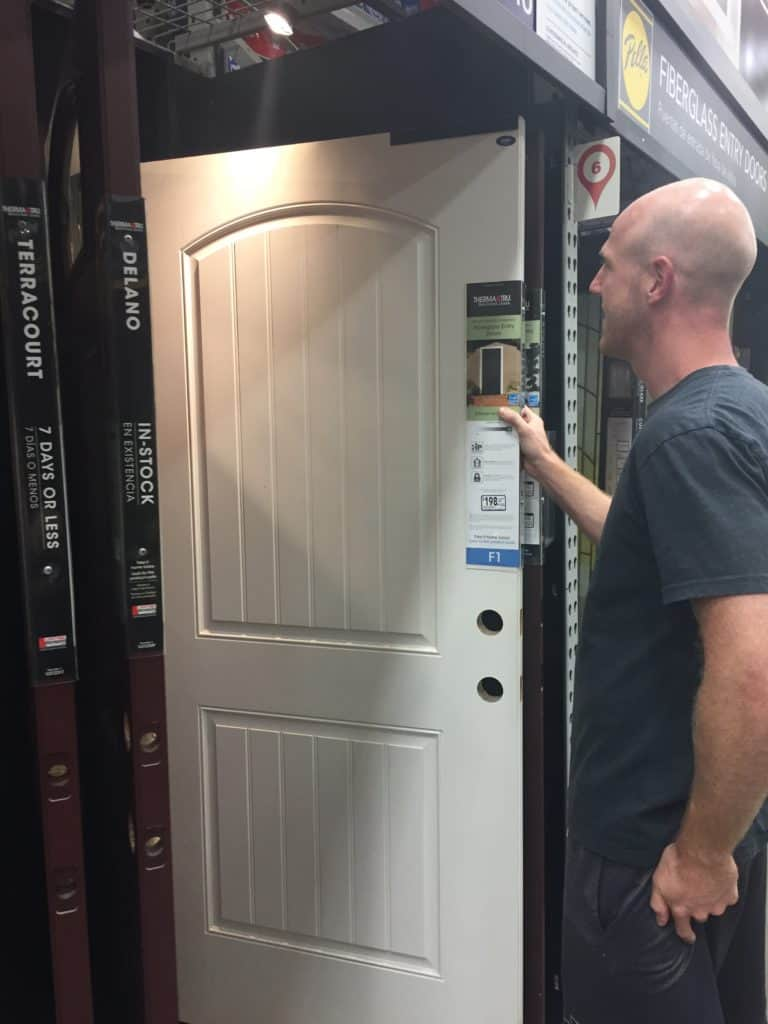 5 Ways Your Current Door Might be Wasting Energy - via Charleston Crafted