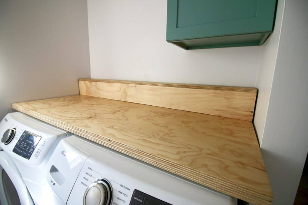 DIY Plywood Countertop via Charleston Crafted
