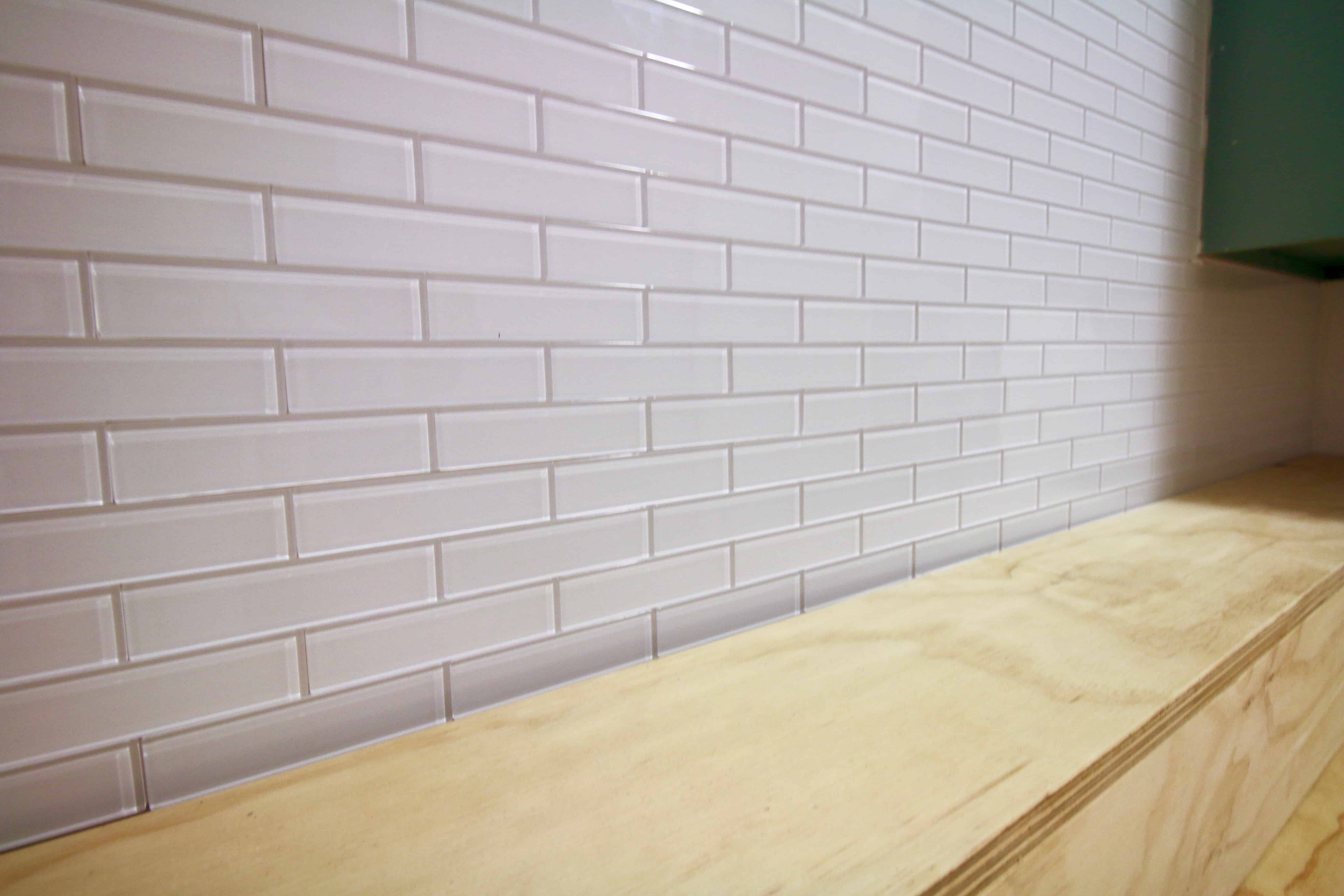 How To Hang A Peel Amp Stick Aspect Tile Accent Wall