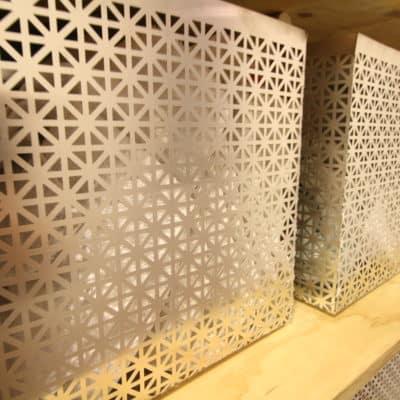 ORC: DIY Metal Storage Bins