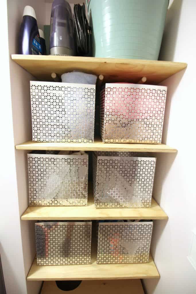 Orc Diy Metal Storage Bins