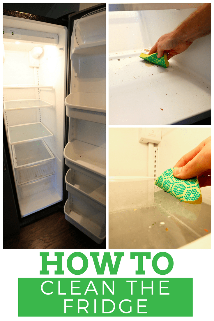 How to clean your fridge (in 5 easy steps) via Charleston Crafted