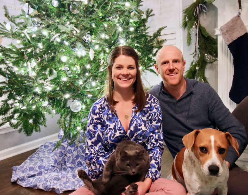 Merry Christmas - Charleston Crafted