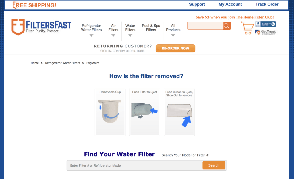 Filters Fast - Charleston Crafted