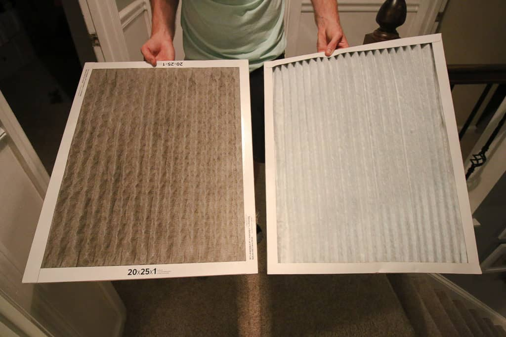An Easy DIY Way to Change Your Filters via Charleston Crafted