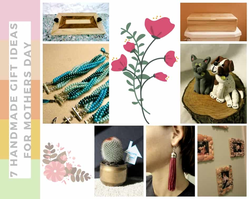 7 Handmade Gift Ideas For Mother S Day