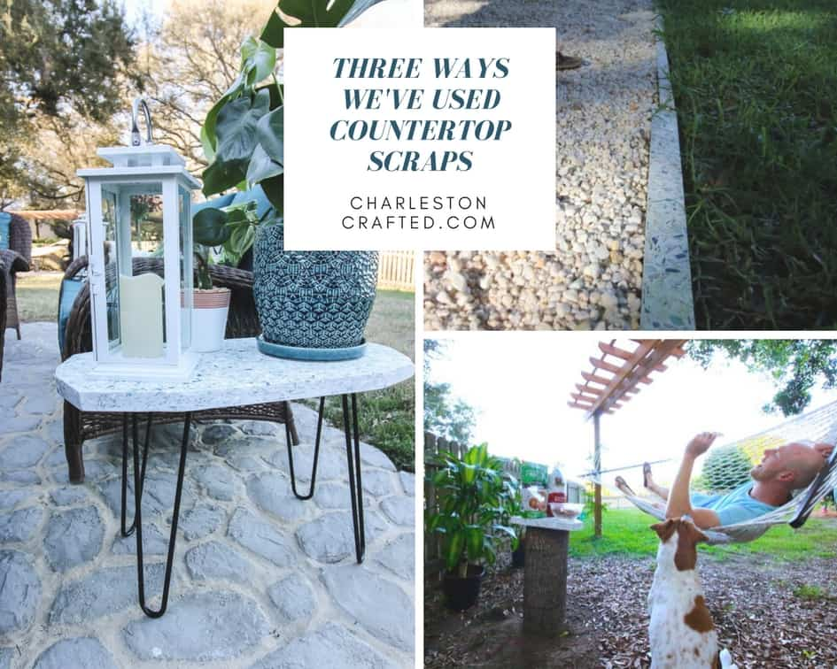 Three Ways We've Used Countertop Scraps - Charleston Crafted