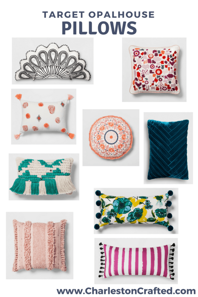 Target's New Opalhouse Home Decor Line is SO GOOD! via Charleston Crafted
