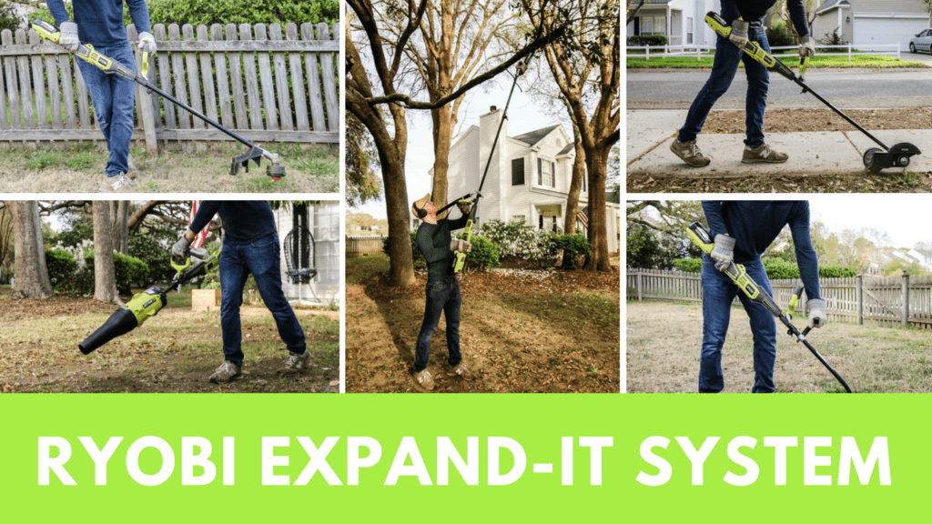 RYOBI 40v Expand-It System - Charleston Crafted