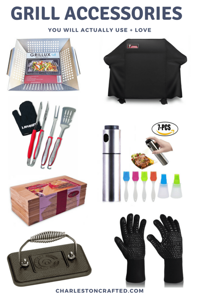 Grill Accessories That You Will Actually Use
