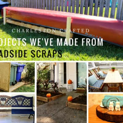 Projects We've Made from Roadside Scraps