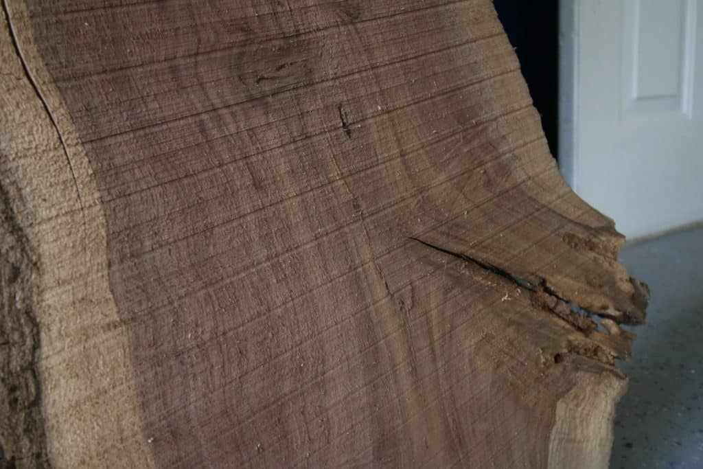 Live Edge Wood Project Plans via Charleston Crafted
