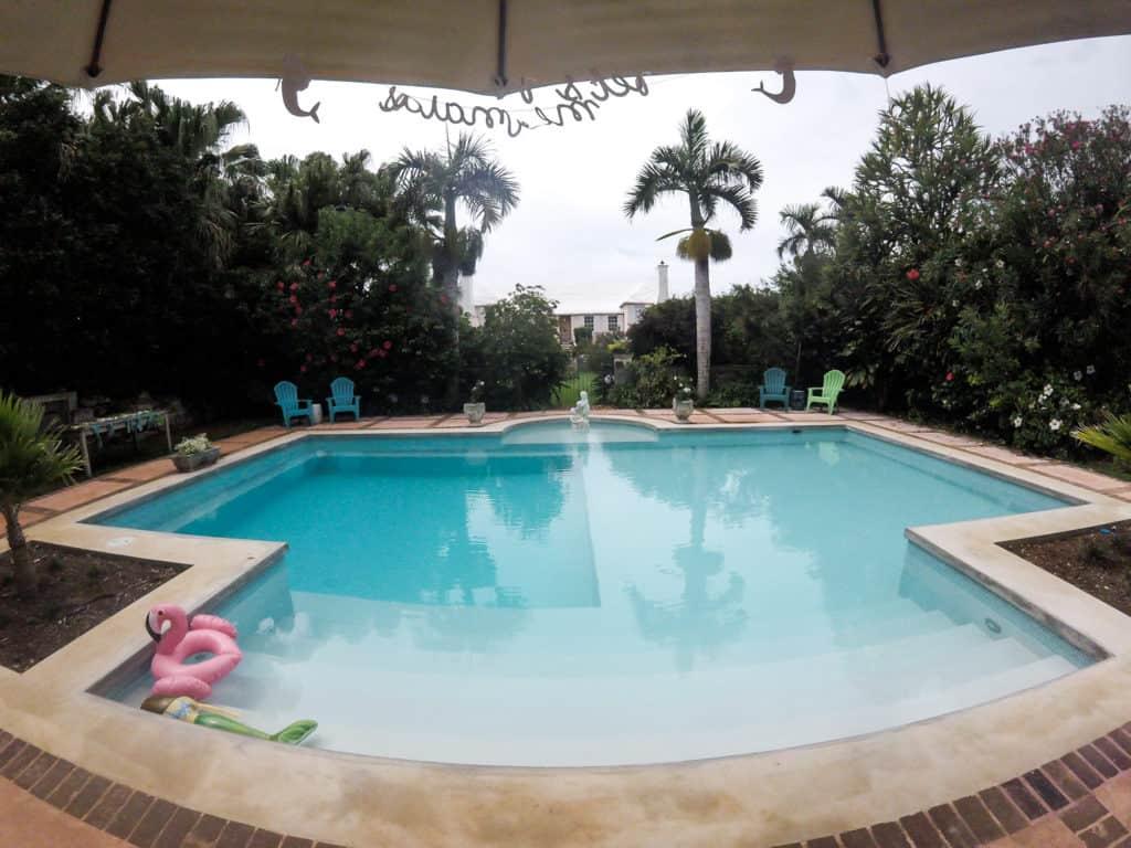 Granaway Guest House Pool